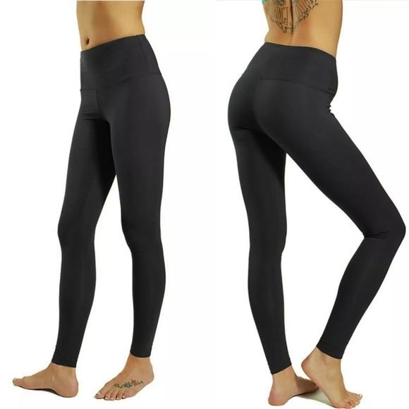 5ed41a5474 Lysse Pants   Black Ankle Legging Control Top Medium   Poshmark